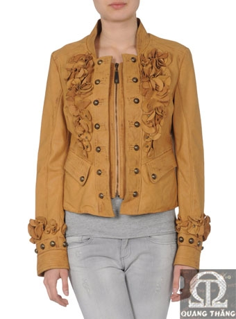JUST CAVALLI LEATHER JACKETS