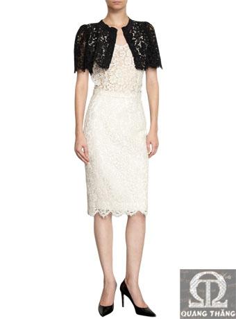 Áo khoác váy Dolce & Gabbana