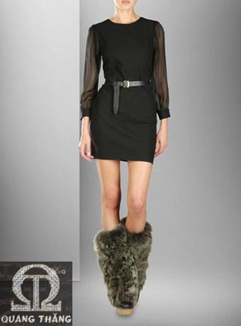 D & G - Váy ngắn