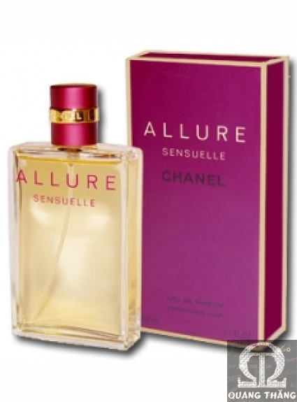 Nước hoa Allure Sensuelle FOR HER EDP 100ml