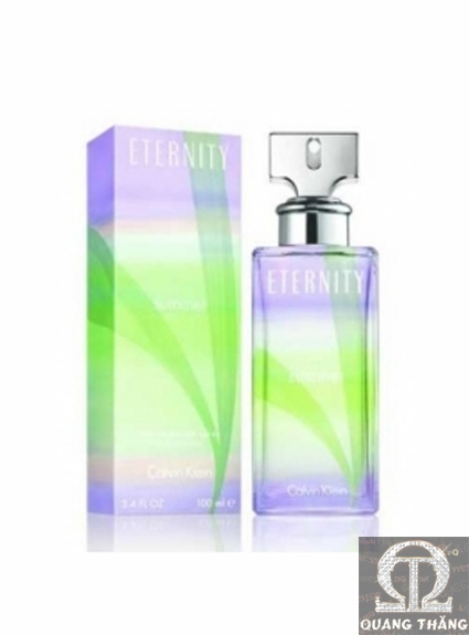 Eternity Summer 2009 FOR HER EDP 100ml