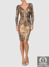 ROCCO BAROCCO DRESS