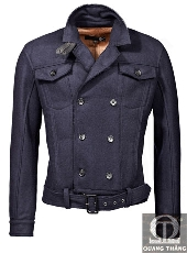 Just Cavalli Jacket dark blue